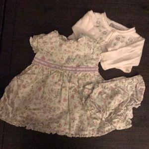 Infant Dress Set